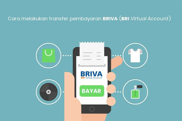 Cara Bayar Briva Virtual Account Bank BRI