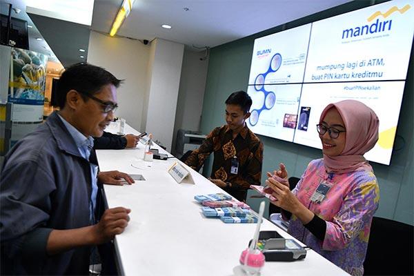 Cara Bayar Di Kantor Bank Mandiri