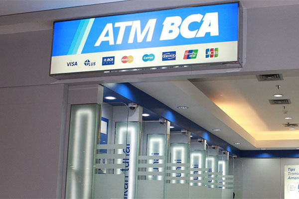 Cara Bayar via ATM BCA 2