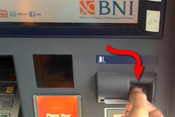 Cara Bayar via ATM BNI