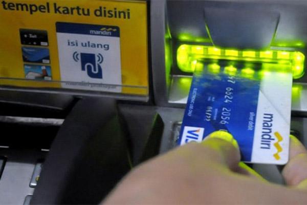 Cara Bayar via ATM Mandiri 1