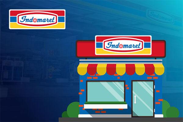 Cara Bayar via Indomart