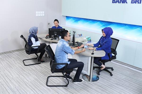 Lewat Teller Bank BRI