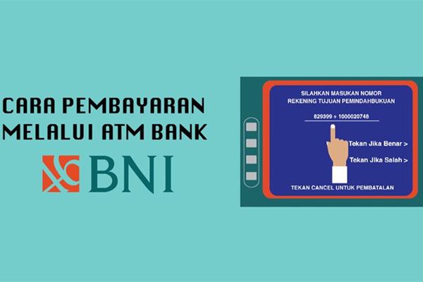 Pembayaran MNC Play via ATM BNI