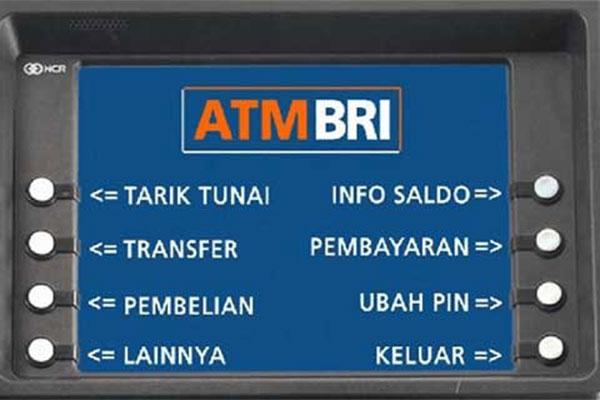 Pembayaran MNC Play via ATM BRI