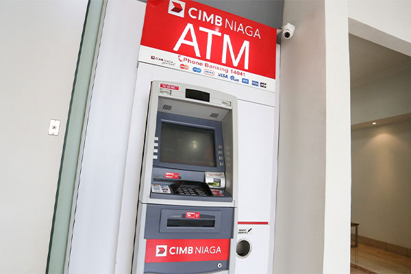 Pembayaran MNC Play via ATM Cimb Niaga