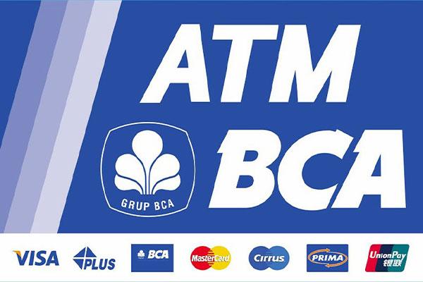 Pembayaran lewat ATM BCA