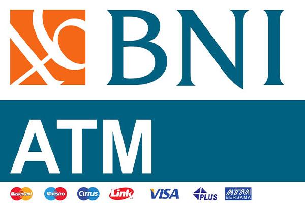 Pembayaran lewat ATM BNI