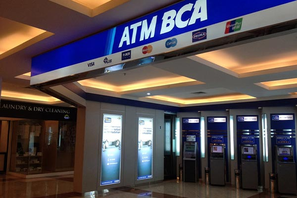 Pembayaran via ATM BCA 2