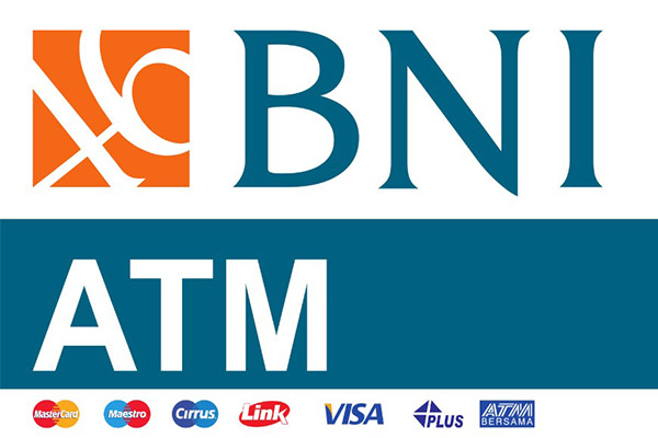 Pembayaran via ATM BNI