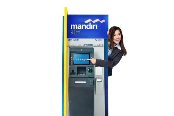 Pembayaran via ATM Mandiri 2