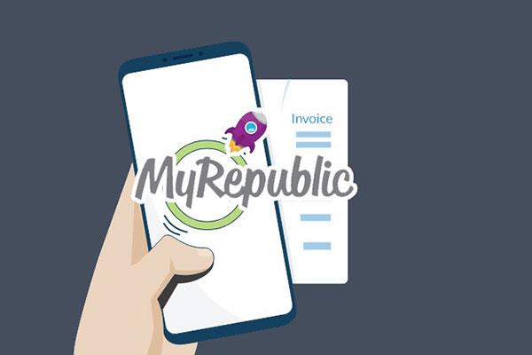 Cara Bayar My Republic Melalui Aplikasi Uangku