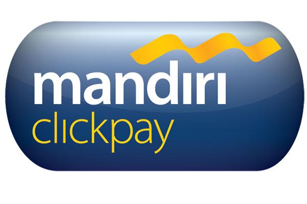 3. Cara Bayar via Mandiri Clickpay