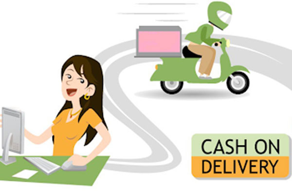5. Cara Bayar via Cash on Delivery COD
