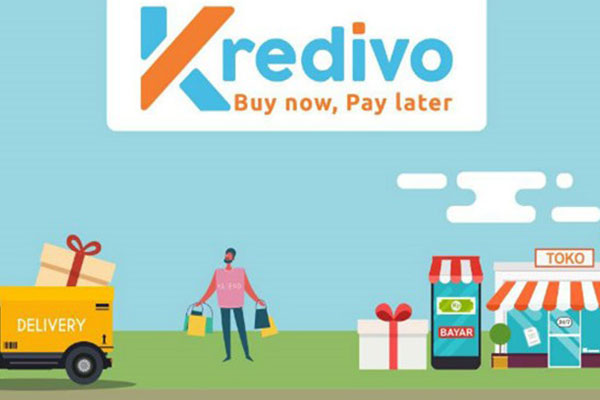 6. Cara Bayar via Kredivo