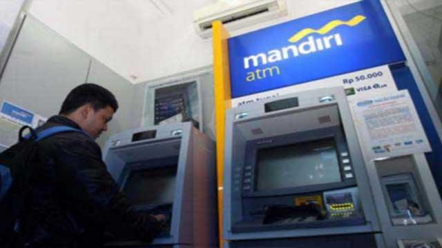 Cara Bayar Denda BPJS Melalui ATM Mandiri
