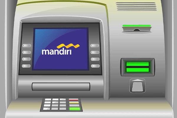 Cara Bayar via ATM Mandiri