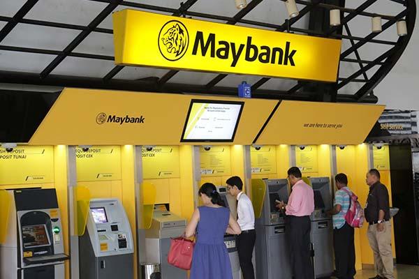 Cara Bayar via ATM Maybank