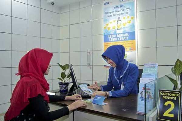 Cara Daftar SMS Banking BRI Via Kantor Cabang
