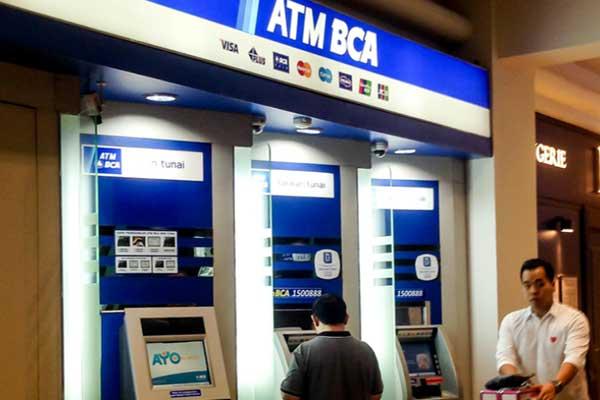 Cara Daftar M Banking BCA di ATM