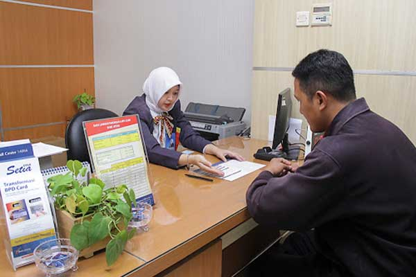 Cara Membuat ATM Bank Jateng