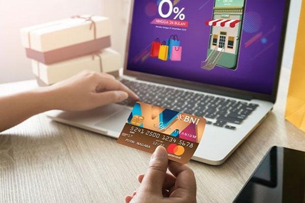 Aktivasi Kartu Kredit BNI Baru