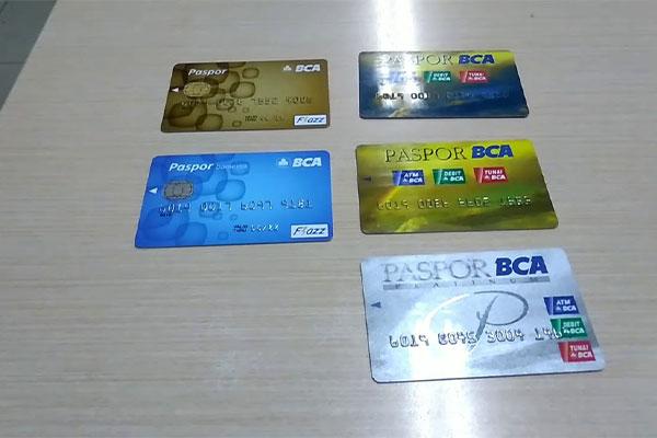 Arti 16 Digit Nomor Kartu ATM