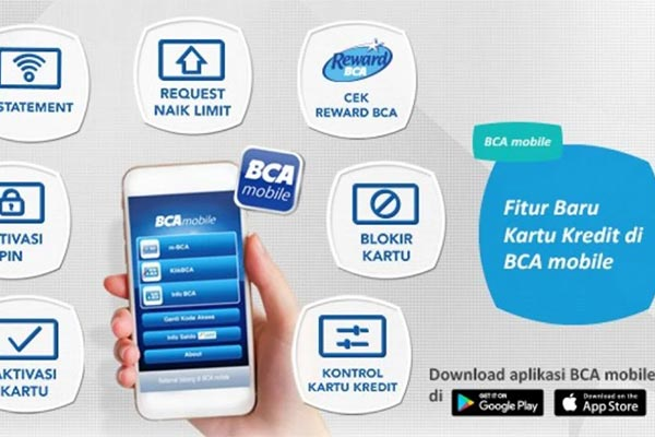 Cara Cek Limit via BCA Mobile