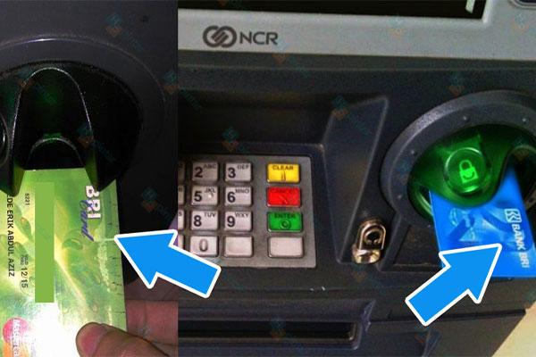 Cara Masukin Kartu ATM Yang Benar