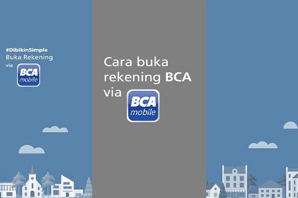 Cara Membuat ATM BCA Online
