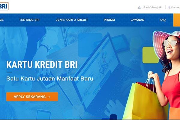 Cara Membuat Credit Card BRI