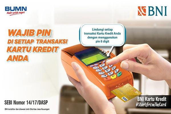 5 Cara Mendapatkan Pin Kartu Kredit Bni Dengan Mudah Bankir