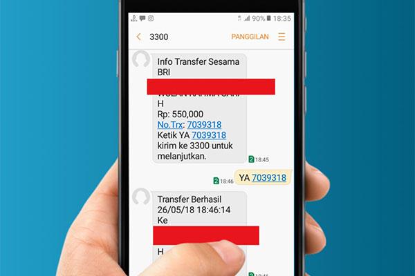 Cara SMS Banking BRI Paling Lengkap Terbaru