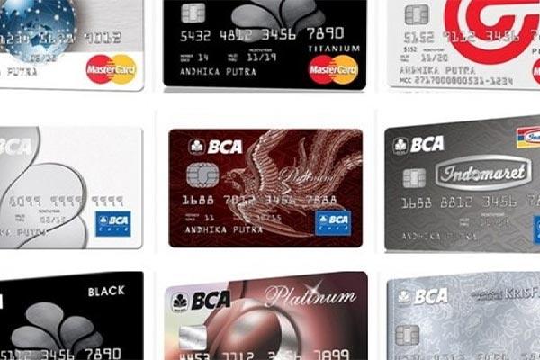 Jenis Jenis Kartu Kredit BCA