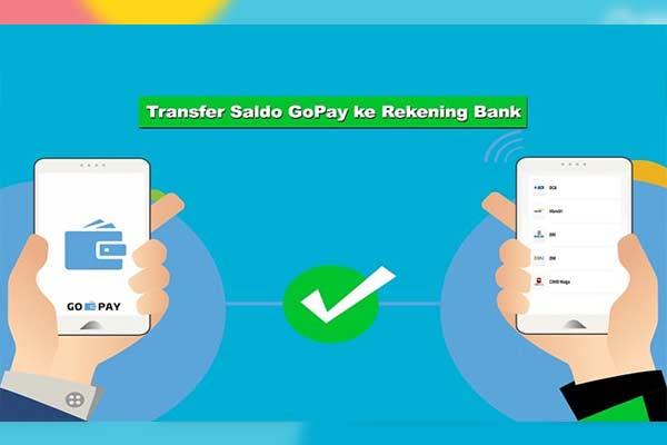 Begini Cara Transfer GoPay ke Rekening Bank BRI Terlengkap