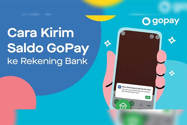 Begini Cara Transfer GoPay ke Rekening Bank Mandiri Termudah Terlengkap