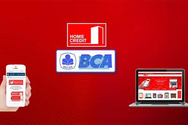 Cara Bayar Home Credit Melalui Transfer Bank BCA