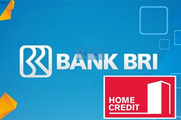 Cara Bayar Home Credit Melalui Transfer Bank BRI