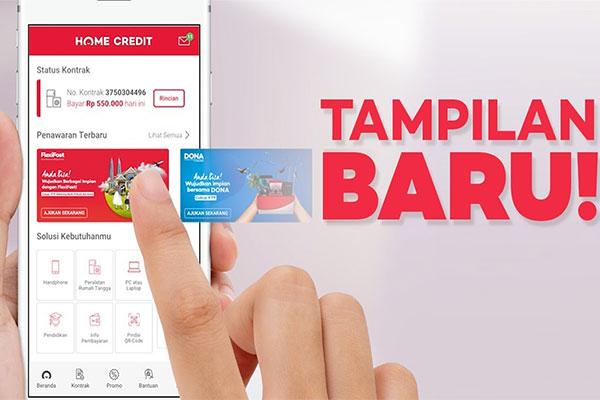 Cara Bayar Home Credit Melalui Transfer Bank