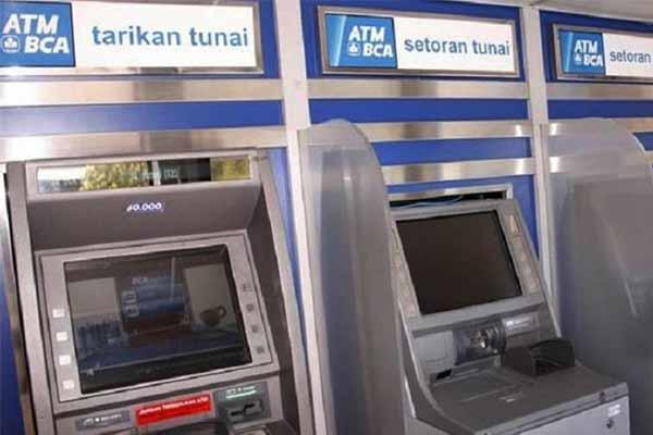 ATM Bank BCA 1