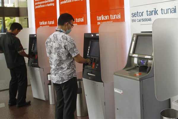 ATM Bank BNI 1
