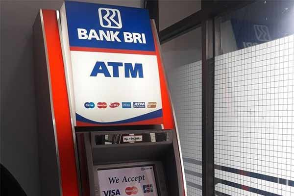 ATM Bank BRI 1
