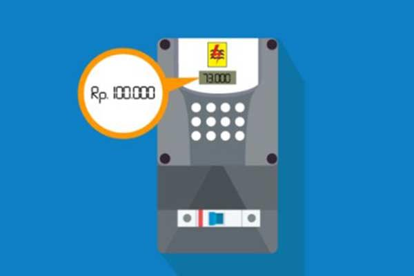 Cara Beli Token Listrik Lewat ATM dan Mobile Banking Biaya Admin Tempo Pembelian