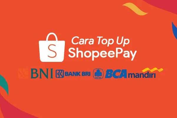 Cara Top Up ShopeePay Lewat ATM Bank Lengkap Dengan Biaya Minimal Transaksi