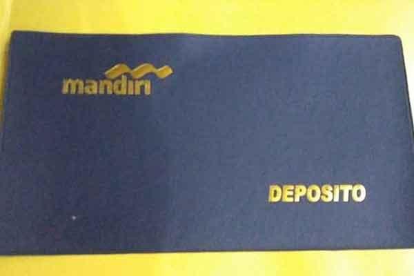 Deposito Mandiri Terbaru