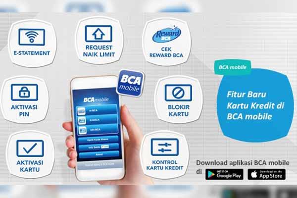 Lewat BCA Mobile 1