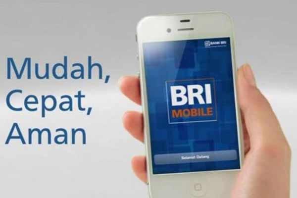 Lewat BRI Mobile 1
