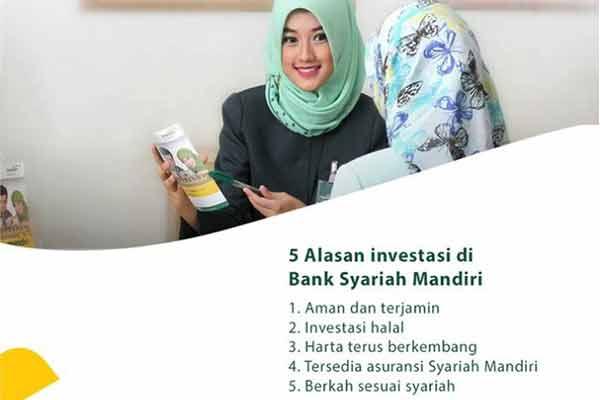 Manfaat Memiliki Investasi Uang di Bank Mandiri Syariah