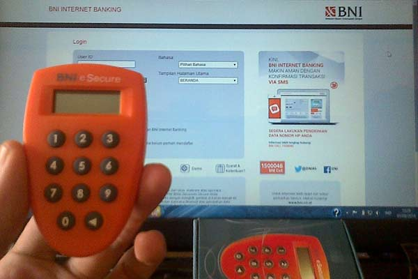Begini Cara Menggunakan Token BNI Untuk Transaksi Melalui Internet Banking