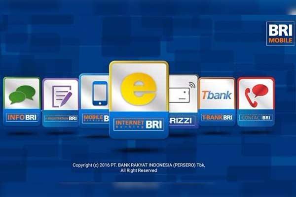 Buka Aplikasi BRI Mobile